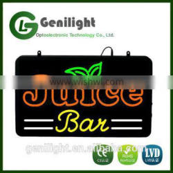 Personalized LED Sign-Design your own Sign-Juice Bar Sign