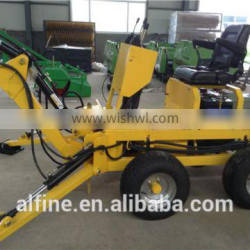 Factory price high qaulity brand new backhoe