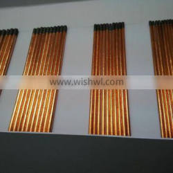 Half Round Copper Coated Electrode (DC)