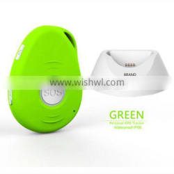 Best selling waterproof portable for kids personal gps tracker small gps tracking device