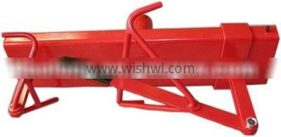 Manual-operated adjustable tire spreader TS510MA