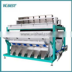 High sorting accuracy dal mung bean color sorter with nice price
