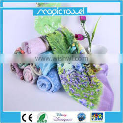 Quick Dry Custom Microfiber Towel printed dish towels for Promotion