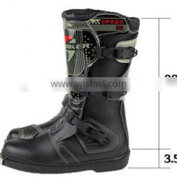 Motorcycle racing boots/Motocross shoes/Boots