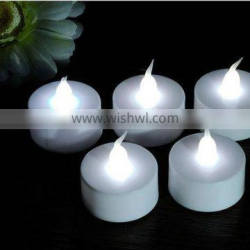 christmas bar holiday dinner use changing color battery mini led tealight candles