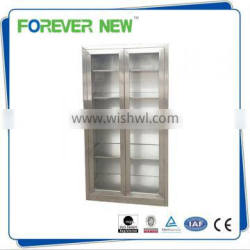 YXZ-C-053 more than 10 years stainless steel medical cabinet