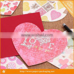 New Design Creative Wholesale Decorative Paper Cards