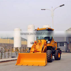 front loader for ground drilling machine mini