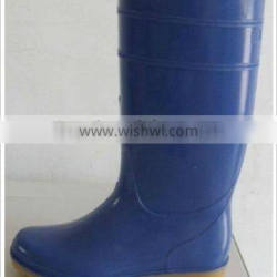 Factory Cheap PVC Rain Boots, High-ankle Rain Boots for Men Women LT-111