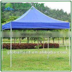 Steel Folding Marquee Tent Frame 3x3m ( 10ft X 10ft),30mm, with Blue canopy & Valance(Unprinted)
