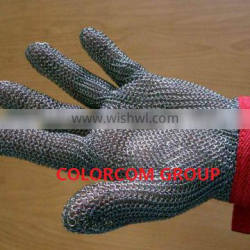 Stainless Steel Safety Glove for Butcher Protection