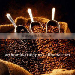 Special offer for roasted coffee beans