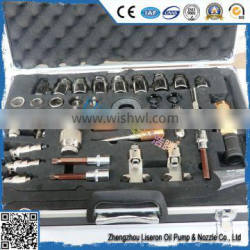 Liseron high quality injector repair tool kit and injector removal tools 38PCS,auto engine oil tool for injector repair machine