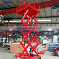 High Quality Factory Price mini electric hydraulic scissor lift table