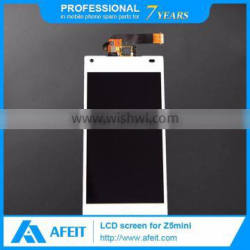 Mobile lcds for sony xperia Z5 Compact lcd display replacement display digitizer