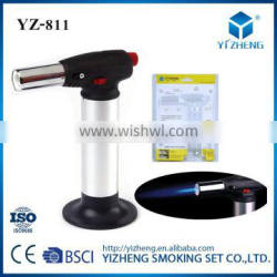 YZ-811 REFILLABLE BUTANE CREME BRULEE BURNER chef blow torch