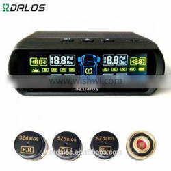 TP400 Car TPMS solar tpms external tpms with CE Certification