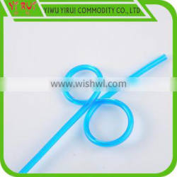 colorful plastic funny silly drinking straws