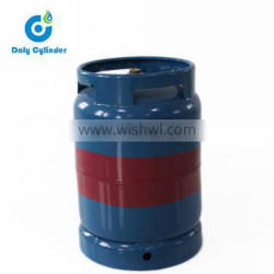 Hot Selling Home 9kg Used/Brand New Bharat Empty LPG Gas Cylinder Gas Bottle Price