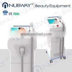 safe portable epicare painless 808 laser diode permanent hair removal beauty equipments made in germany with CE approval