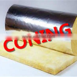 yellow color Heat Insulation A1 grade Glass Wool
