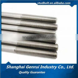 Stainless Steel A4-80 Stud Bolt DIN940