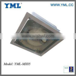 Induction lamp 80W Recessed gas canopy