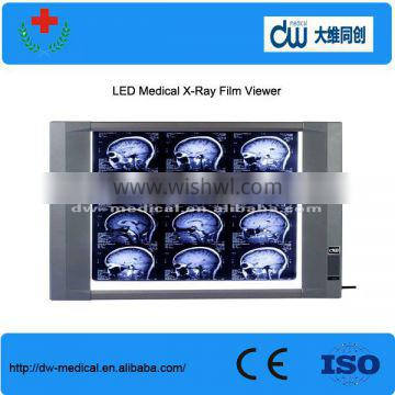 X-ray film viewer with color temperature 9000k
