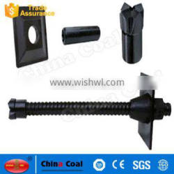 Hollow Grouting Anchor Rod for Mine Use