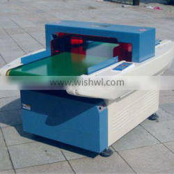 Needle detector machine for clothing factory plant JZQ630 staple metal detector