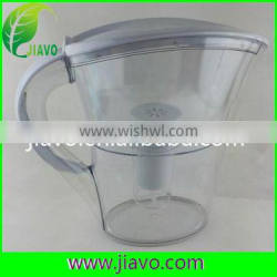pitcher water filter with ABS material