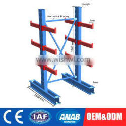 Custom Tag Cantilever Warehouse Racking Price List Vertical Pipe Storage Manufacturers Rack