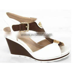 Manufacture Woman Wedge Sandals 2015