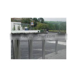 2014 Removable Stainless metal bollards,Street security bollards,security bollards for wholesale(ISO,TUV,SGS approved)