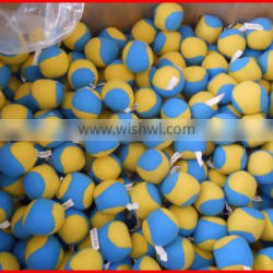 Top quality hot sale 5-6cm promotional beach ball