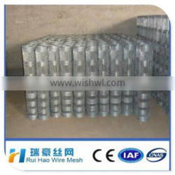 low price galvanized cattle fence from China