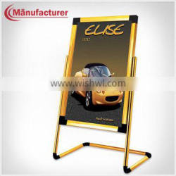 Removable/Dismounting Hotel Advertising Lobby Signs Stand/Sign Board