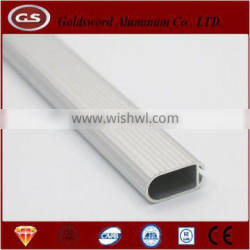glossy finish aluminum industrial profile for professional