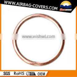 top quality best sale manufacturer silicone rubber gasket for bottle