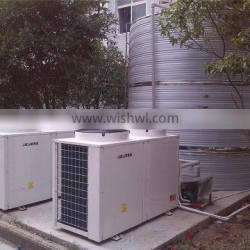 10-150kw Heat Pump for Sanitary hot water, Hotel water heater