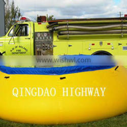Lightweight Forestry Collapsible Portable Water Tanks for Firefighting