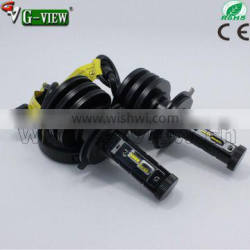 Superbright h4 led light canbus led kit h4 h7 h8 h11 9005 9006 canbus led car h4