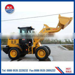 Construction Machine ZL-936 Mini Loader Agricultural Machinery