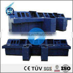 ISO9002 passed China Manufacturer OEM High Precision Marine Galvanized Sheet Metal Control Box With Reasonable Price