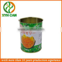 Tin can coin bank, the money box saving bank tin coin
