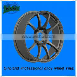 Specialized alloy car rims high quality 4x114.3 wheels