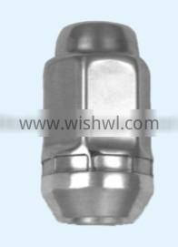 Wheel Nut LM087 Stainless Cap