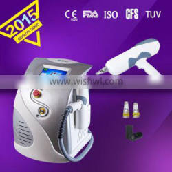 Q Switch Nd YAG Laser Hottest! Tattoo Remove Laser 1 HZ Machine/Q Switch Nd Yag Laser/black Wawa Hori Naevus Removal