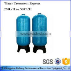 FRP water tank for water purification