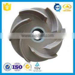 Auto Water Pump Impeller PPS GF40 Material Impeller